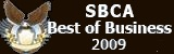 Best of Business Award 2009