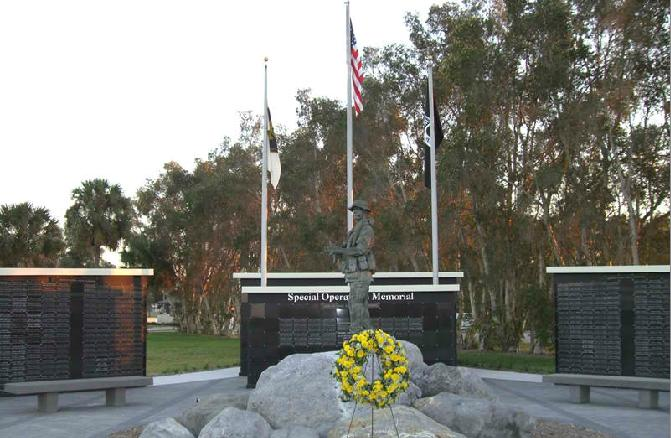 Special Operations Memorial Site